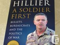 by General Rick Hillier. ISBN 978-1-55468-492-2.