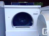 Model VD534GW419, Electric Clean. In good condition