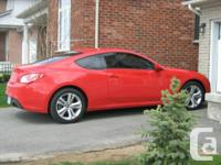 Genesis coupe 2.0T (turbo) Excellent condition, never
