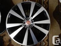 "Genuine 19"" Tornado VW ALLOY Rims (19x8 ET48 5x112)"