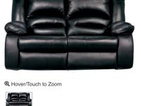 Matching 3 seater couch and 2 seater loveseat. In