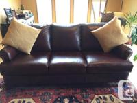 Selling both these couches that are only 3-4 years