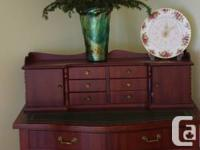 ***I have other mahogany pieces in the same collection.