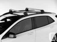 Mercedes-Benz Genuine OEM Roof Rack Basic Carrier Cross