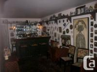 . Authentic Old English Club.  Many of the items are