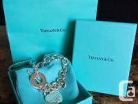 Hello!  I am selling a genuine Return to Tiffany