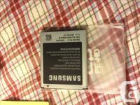 Hello guys! I got a brand new Samsung s3 mini battery. for sale  British Columbia