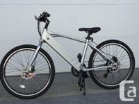 Genze e-Bike Specs: Available in 16�, 18� & 20� for the