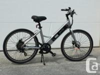 Genze e-Bike Specs: Available in 16� & 18� for the