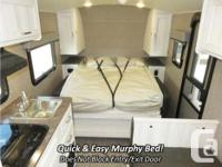 Forest River Rockwood Geo Pro travel trailer 19FD