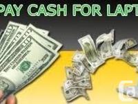 GET CASH FOR YOUR BROKEN OR UNUSED LAPTOPS (APPLE MAC