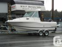 Come in our warm showroom and see the Striper 200 Walk