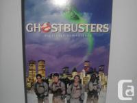 Ghosbusters staring Bill Murray, Dan Aykroyd, Sigourney