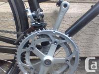 55 cm. Cadex bike in very good condition. Shimano 105