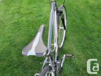 Giant Cypress DX Hybrid bike aluminum frame size