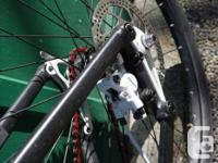 Giant Defy 5 Compact Road Bike with Custom Shocks Disc