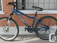 Titan Rock SE Mtb - Disc Brake - Blue - AWESOME BIKE
