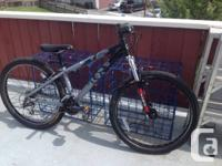 GIANT STP2 DIRT JUMPING BIKE 14 inch Frame BICYCLE fits