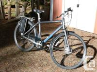 Four years ago, this bike cost $1950 after tax. With