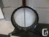 Gibson RB175 Seeger edition extra long neck banjo