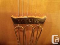 1976 Gibson Byrdland guitar with original hardshell