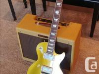 "Product Description Gibson 1957 Les Paul ""Gold Top"" at"