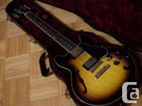 Up for sale is my beloved 339. This guitar has been