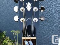 2015 Gibson Hummingbird acoustic guitar standard