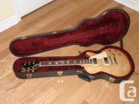 "Good 1976 ""All-natural Golden-haired"" Gibson Les Paul"