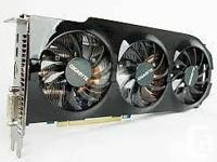 Selling 2 gigabyte r9 280x that have been received from for sale  Quebec