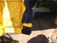 Gill OS2-J Off Shore Foul Weather Jacket. Model 'Key