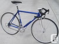 GIOS Road Bike for Sale. Hand made in Italy around 2007