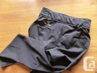 Easton softball pants, good condition, size youth