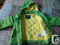 Souris Mini brand Spring/Fall Jacket. It is a size 2 or