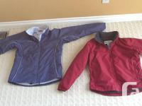 $30.00 each Columbia jacket. There are 3 of them. (will