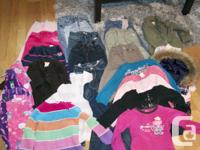 I have a large sized bin of fall/winter clothes for