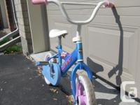 Perfect for the transition from a balance bike to a