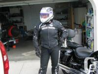 One-of-a-kind Ladies Natural leather ICON Bike Attire.