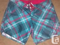 Ladies Oneil Shorts in outstanding disorder. Size XS.