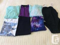 11 pieces of Girls size 10-12 clothing all in excellent