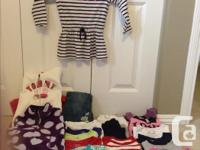 Girls clothing bundle Majority of items are a size 3T -