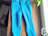 Selling a gently used pair of HKM Riding Breeches, size