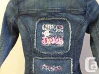 My best selling jacket :) Girls Joe Fresh Denim Jean