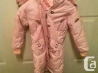 Selling 3 girls winter coats for $10 each. Please call