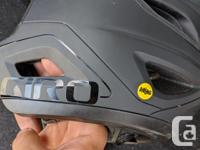 Large giro switchblade, fullface helmet, with quick