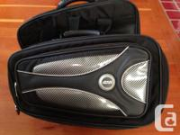 High quality Givi soft saddle bags in new condition
