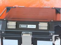Givi model OBK42 42 Litre Aluminum Topcase Luggage