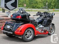 GL 1800 MOTOR TRIKE CONVERSION Custom order deposit