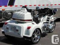 Honda GL1500 Electric motor Trike Dealership Trike