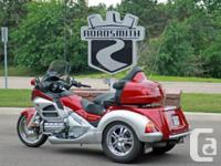 Honda GL1800 Electric motor Trike Supplier Trike Sales